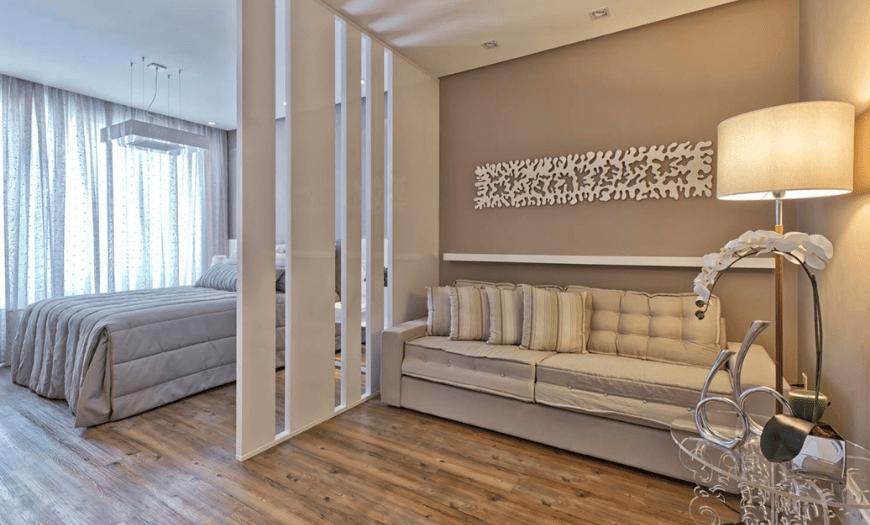 гостиный комната спальня