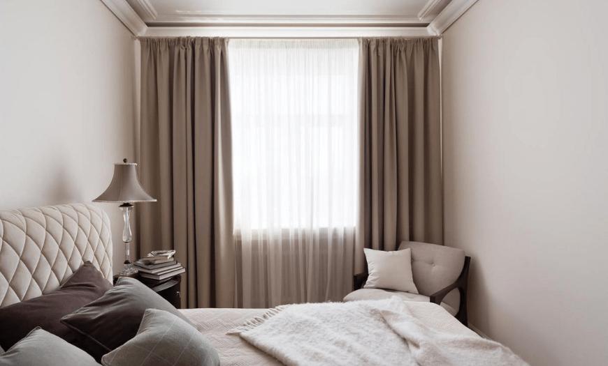 стильные спальни