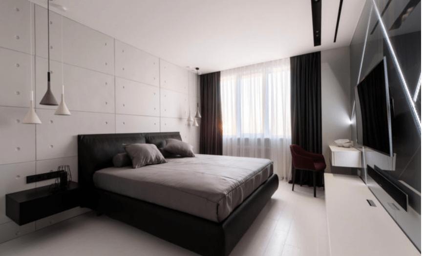 варианты спальни