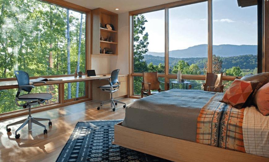гостиная спальня кабинет