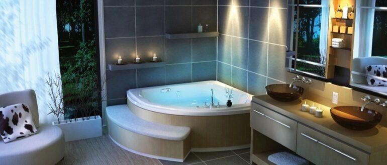 Дизайн ванные комнаты