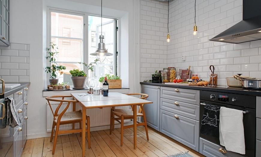 встроенная кухня икеа