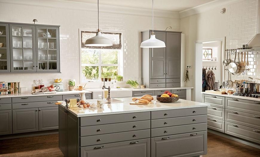 цвета кухни икеа
