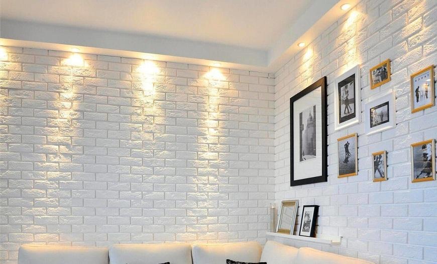 стены в стиле Лофт