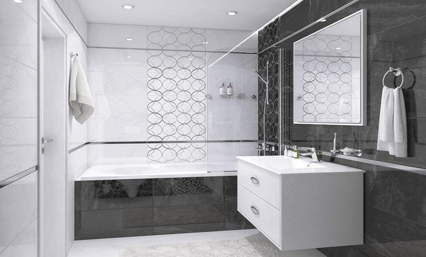 дизайн ванная комната фото