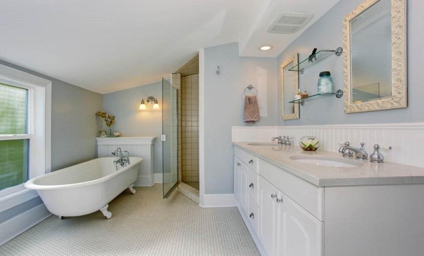 Дизайн ванной комнаты в 2021 году: 150+ лучших фото