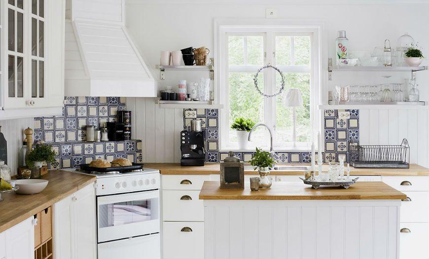 Пример кухни в скандинавском стиле-2