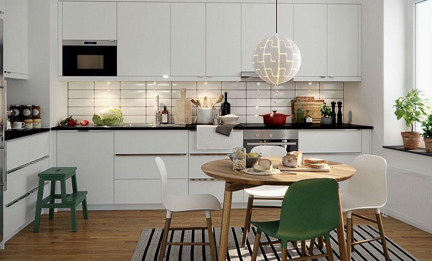 Пример кухни в скандинавском стиле-4