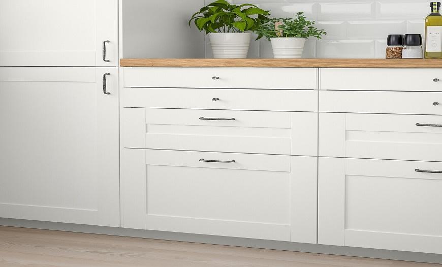Напольные шкафы для кухни икеа
