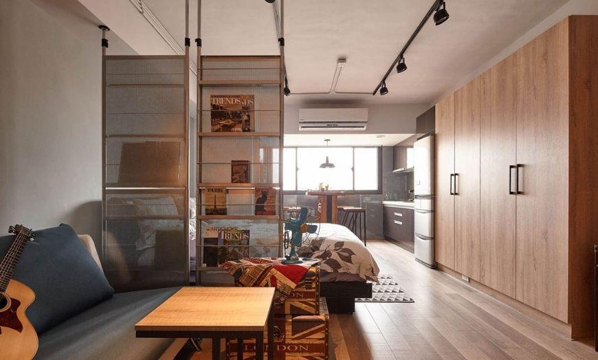 Квартира-студия лофт