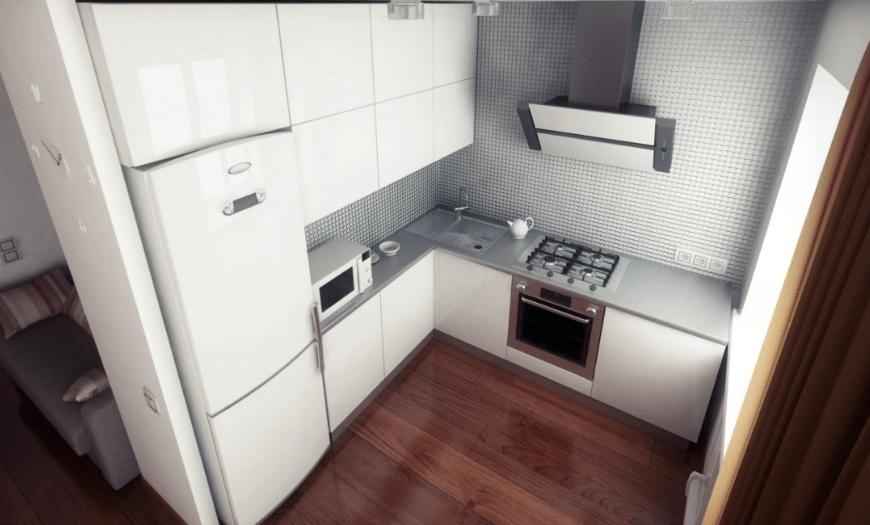 Кухня 9м кв
