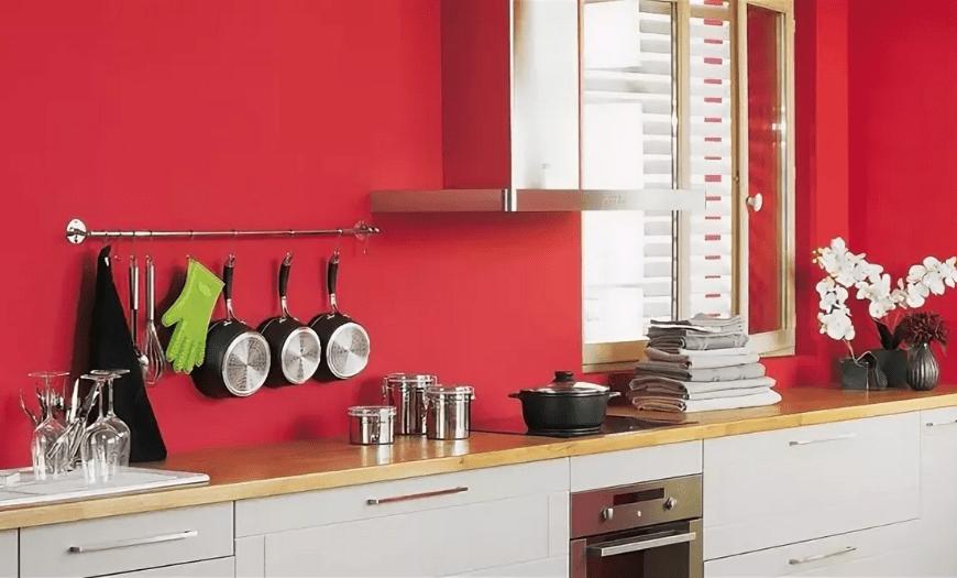 Обои для кухни (130+ фото в интерьере): как правильно выбрать в 2021 году