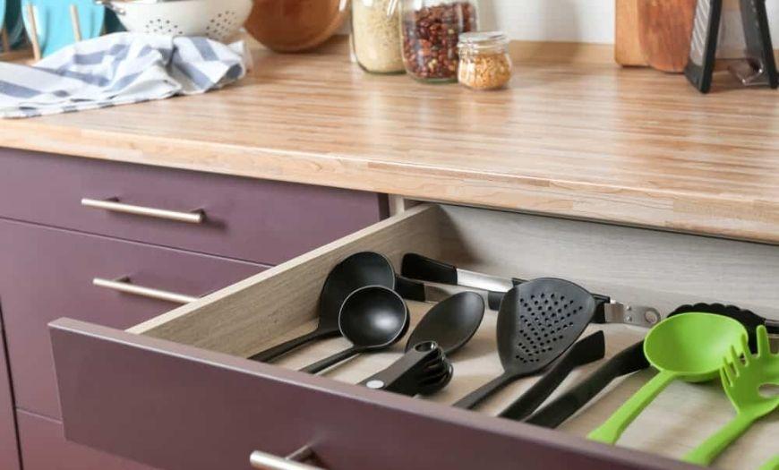 Кухонные приборы.