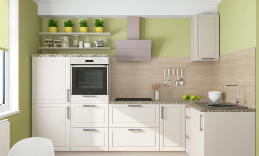 проектирование кухни леруа мерлен