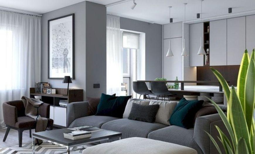 Квартира-студия потолок