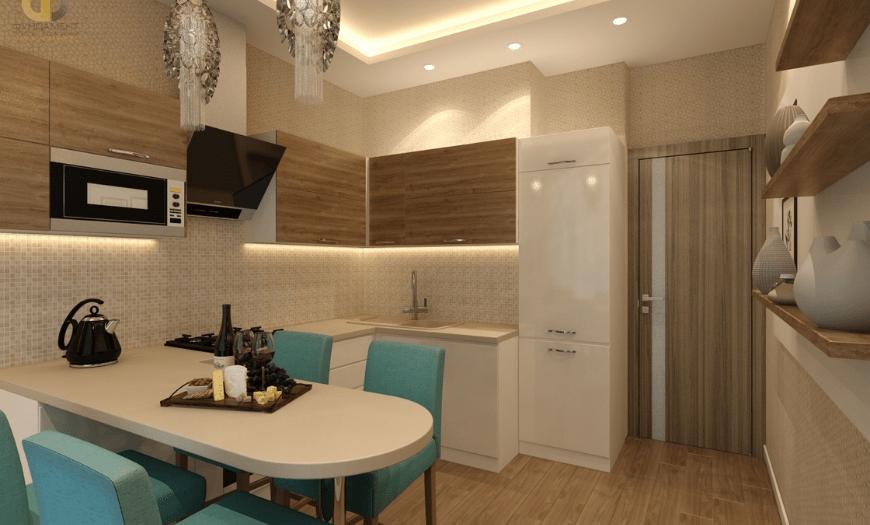 идеи для кухни 9 кв м