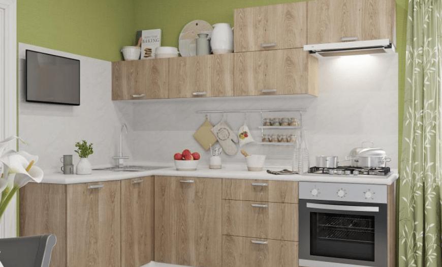кухни в мерлен леруа