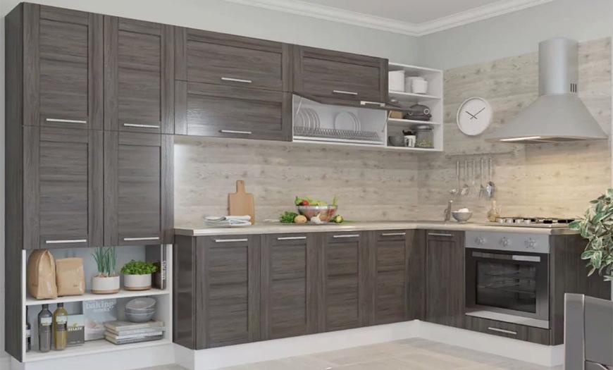 кухонная мебель в леруа мерлен каталог