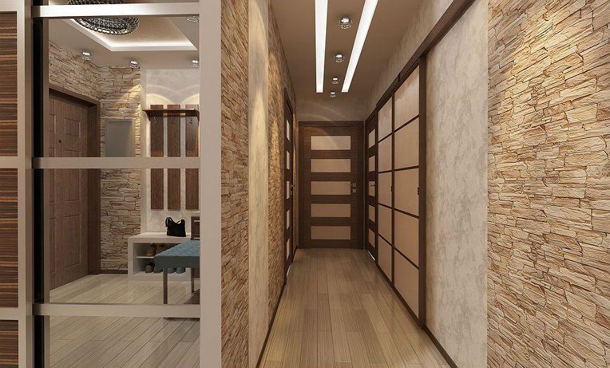шкафы в прихожую в коридор