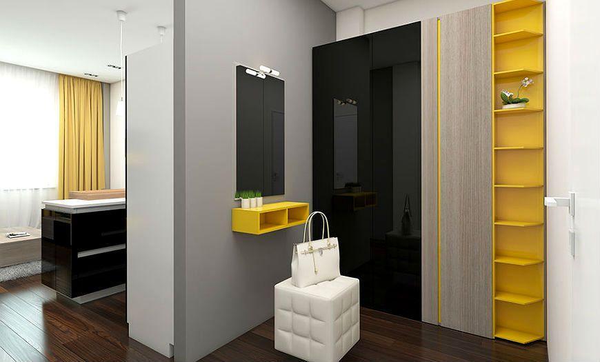 отделка узкого коридора в квартире