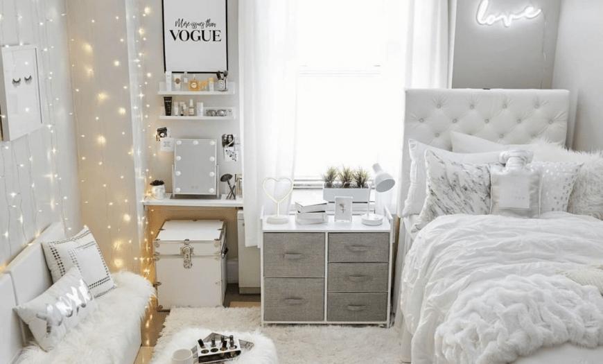 ремонт маленькой спальни дизайн фото