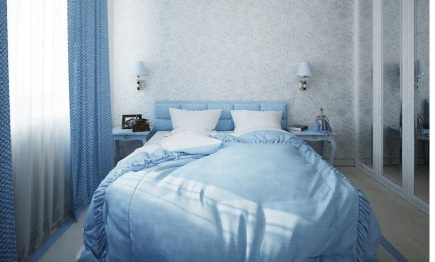 недорогой дизайн спальни