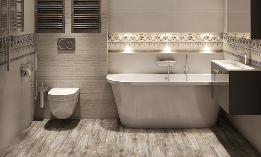 ванная комната с туалетом дизайн