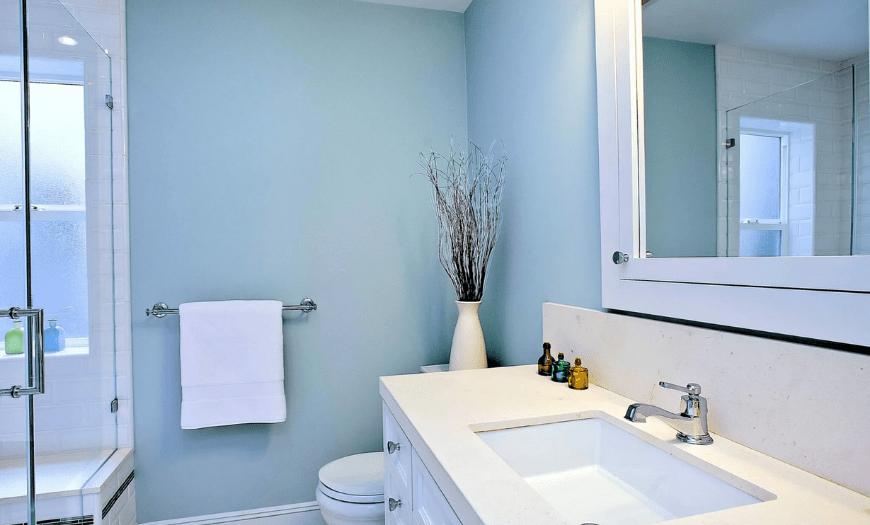 Окраска ванной водостойкими красками