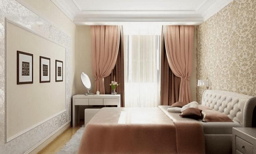 площадь спальни