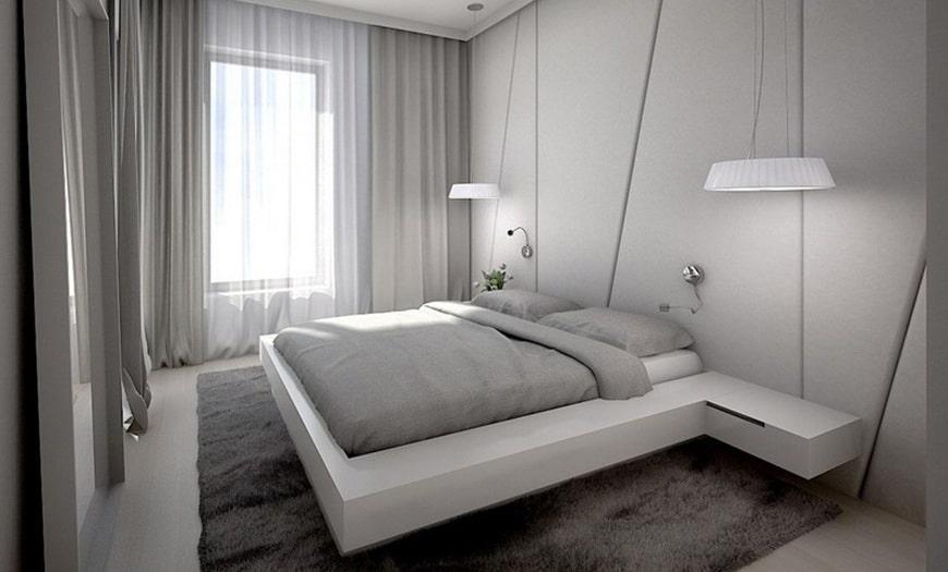 обстановка в маленькой комнате