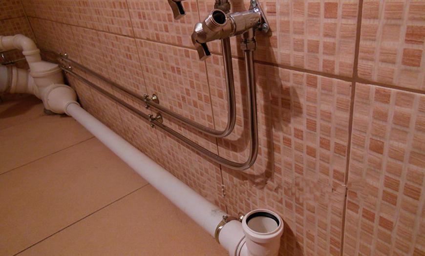 планирование канализации в санузле