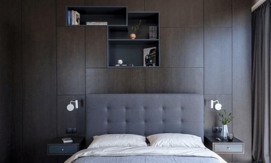 малогабаритные спальни