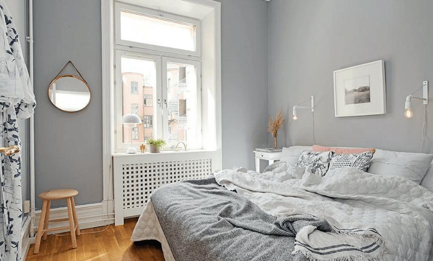 как красиво сделать спальню фото