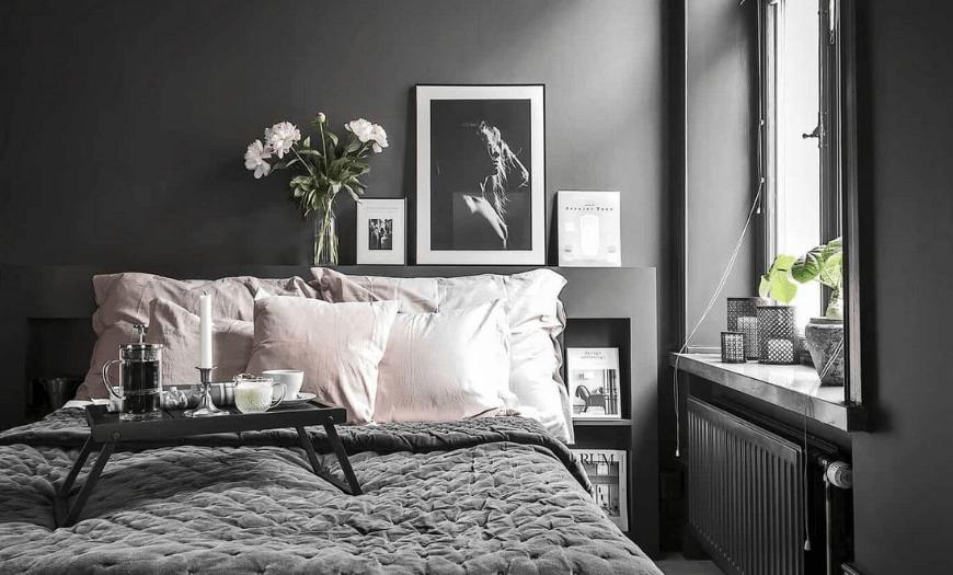 кровати для маленькой спальни