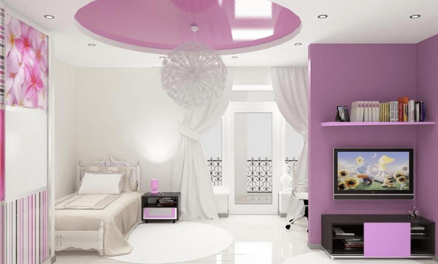 интерьеры маленьких комнат