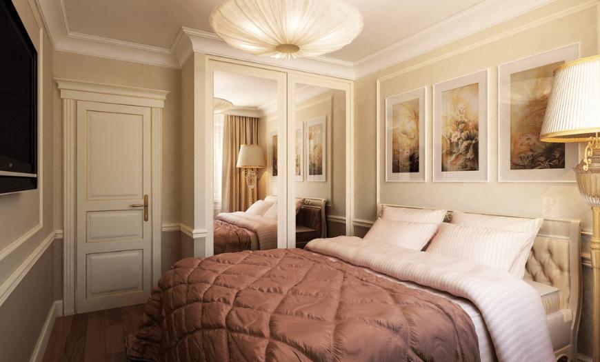 интерьеры спальни фото просто и со вкусом