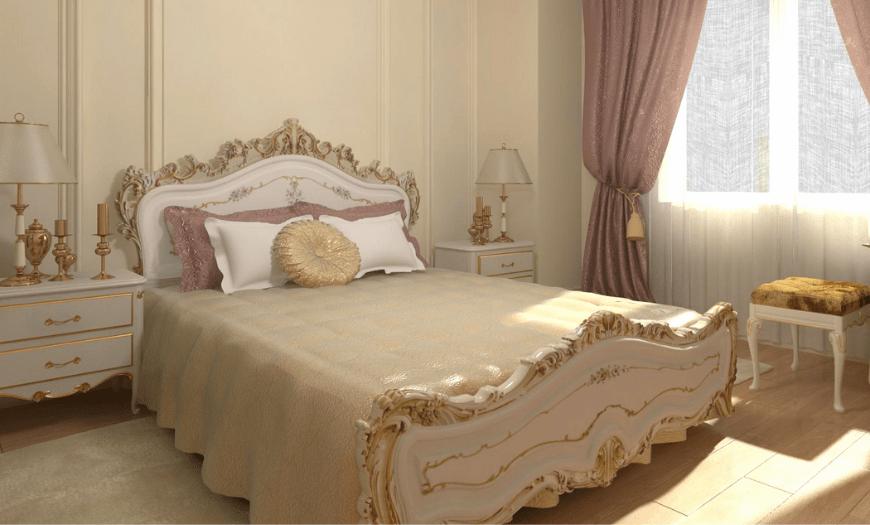 маленькая уютная комната