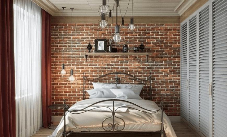 спальни для маленьких комнат