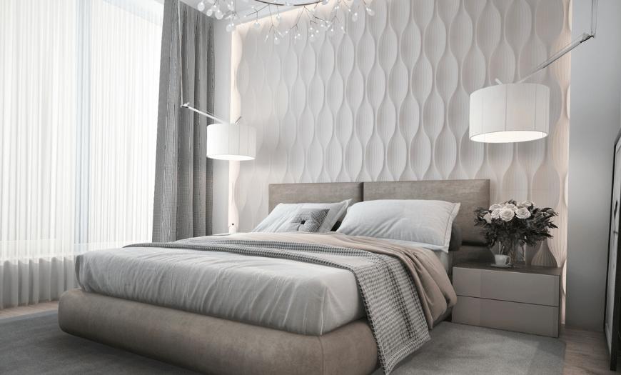 выбор цвета в спальне