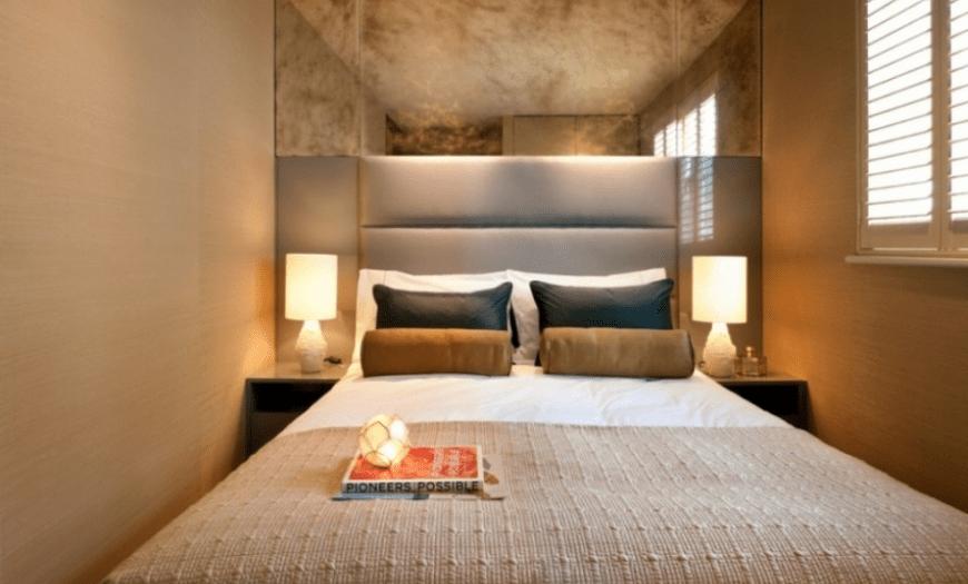 спальни размеры