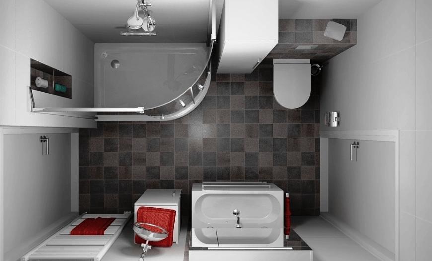 фото ванных и санузлов