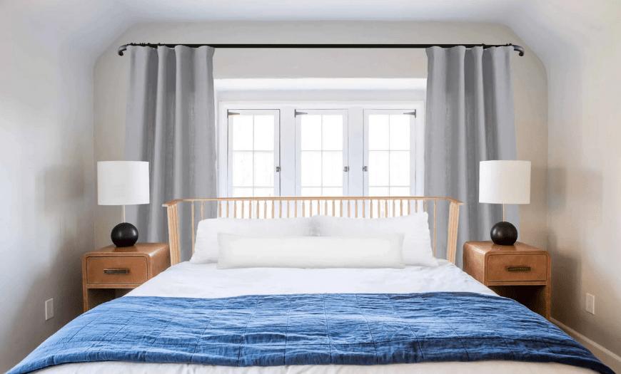 спальня 3 на 4 метров дизайн фото