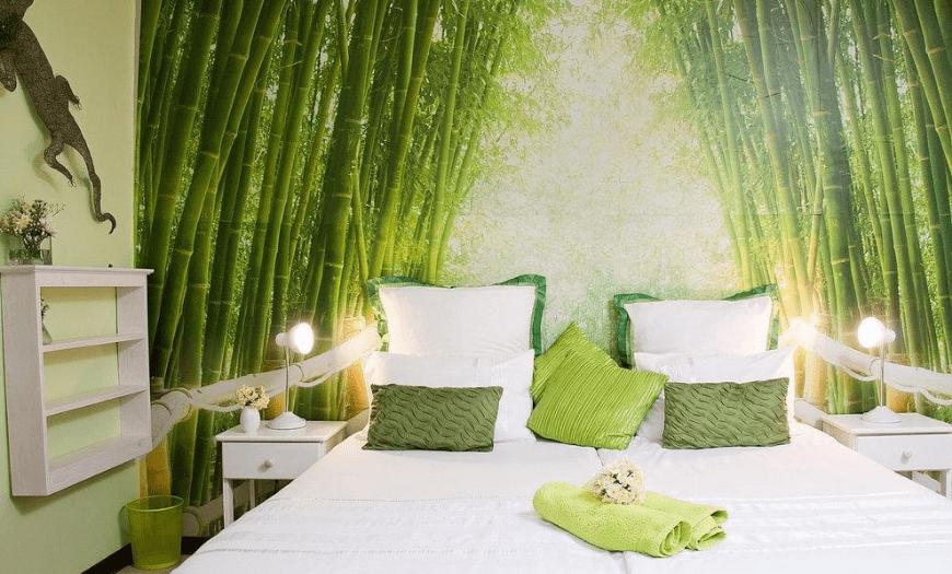 варианты спален в небольших комнатах фото