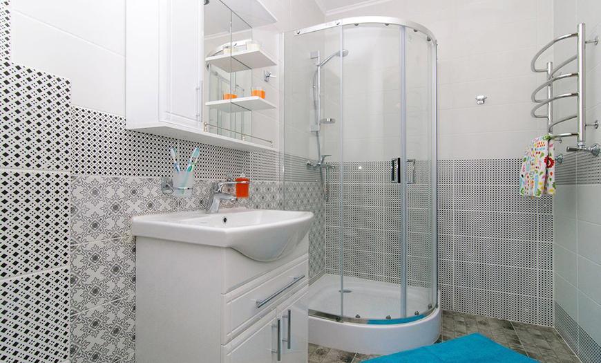 объединение ванны с туалетом