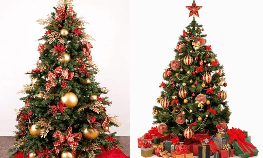 Как украсить елку на Новый 2022 Год: 180 фото, как красиво нарядить новогоднюю елочку