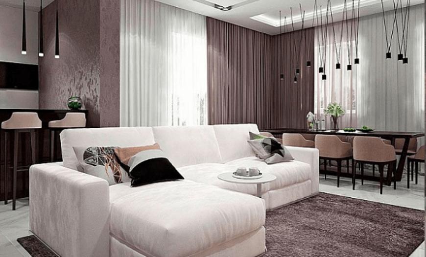 совместимость цветов в интерьере квартиры