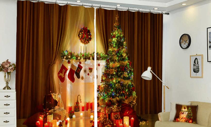 Новогодний декор для дома