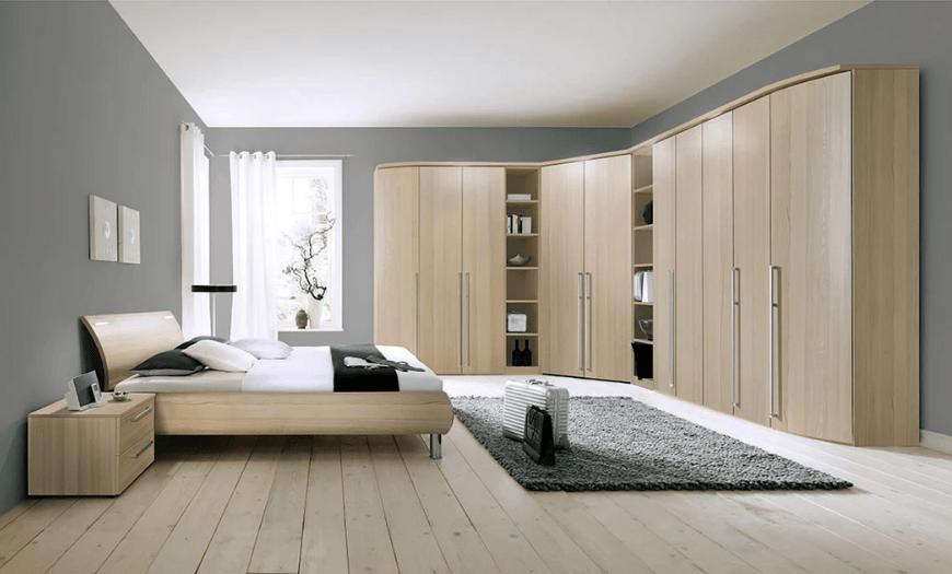сочетание цвета мебели в интерьере