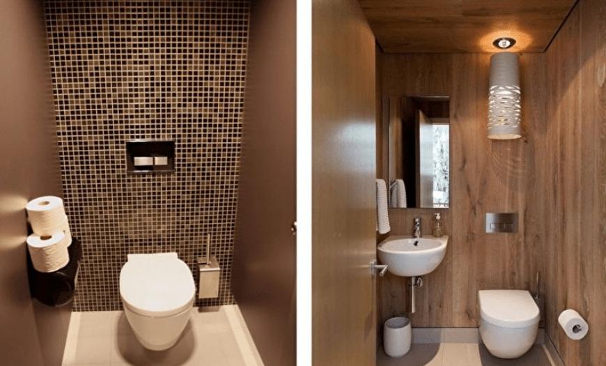 Дизайн туалета 2 кв.м