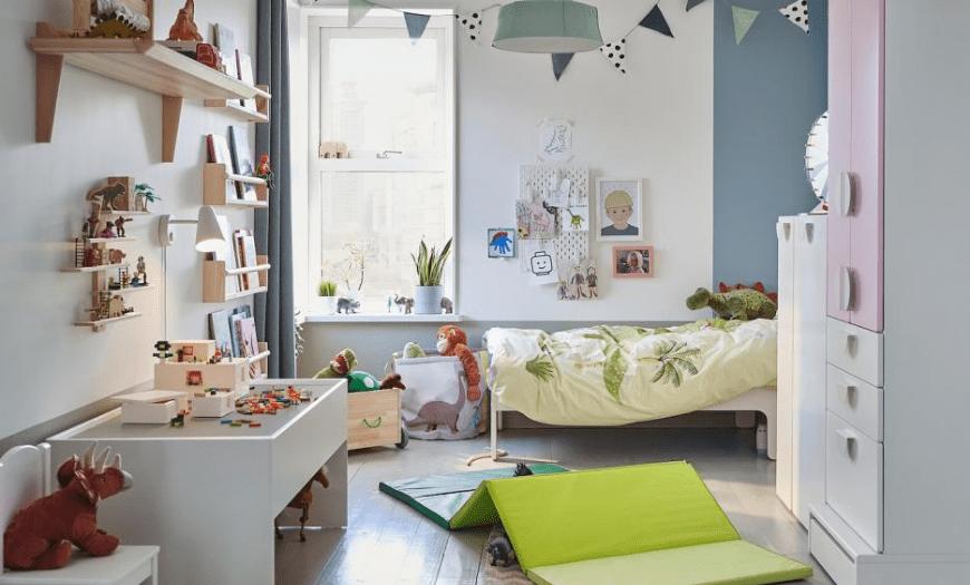 мебель IKEA в детской